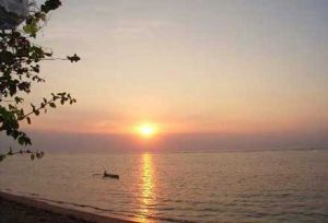 Sanur, The Beauty of Sunrise