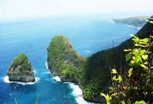 Penida Island and Quicksilver Bali