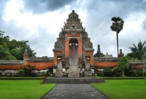 Taman Ayun Temple, The Beautiful Garden