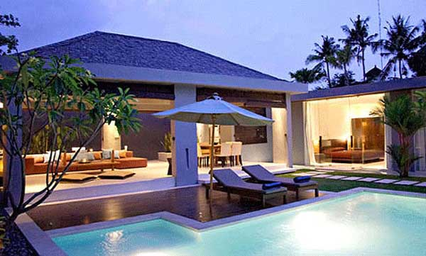 Five best bali beach villas bali bali beach - Villas en bali ...