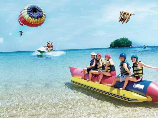 Bali Tanjung Benoa beach