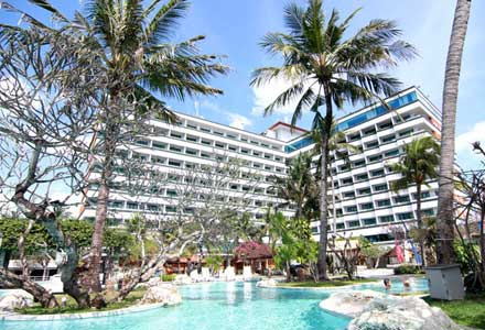 Inna Grand Bali Beach Hotel review