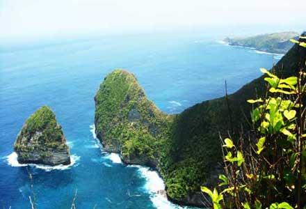 penida island near bali