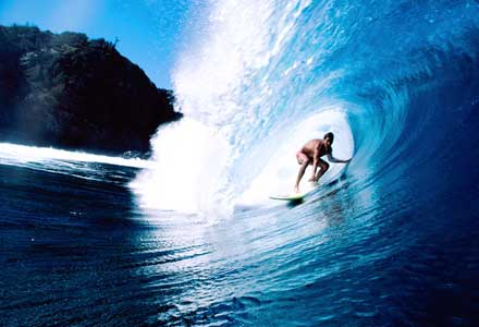 Best surfing place in Bali