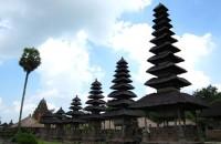 """Jero"" section of Taman Ayun temple"