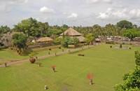 Landscape of Taman Ayun