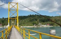 Lembongan-Ceningan bridge