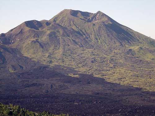 mount of batur