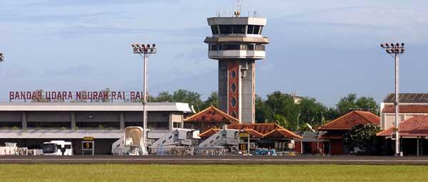 Ngurah Rai Airport, Bali
